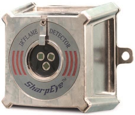 Spectrex 20/20MI Series IR3 Flame Detector
