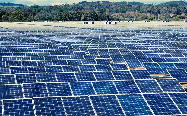 Solar PV Generation System Monitoring