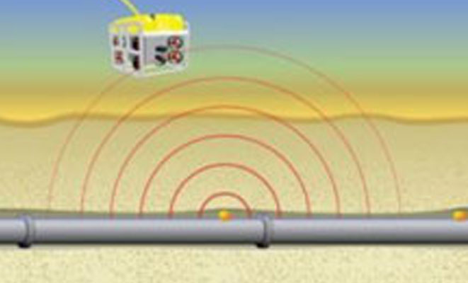 subsea wireless connection