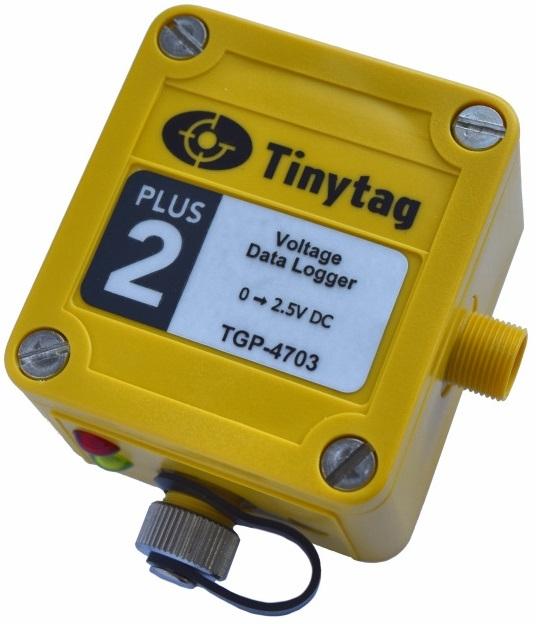 TGP-4703 0-2.5vDC Votlage Logger