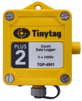 Tinytag Plus 2 Count Data Logger