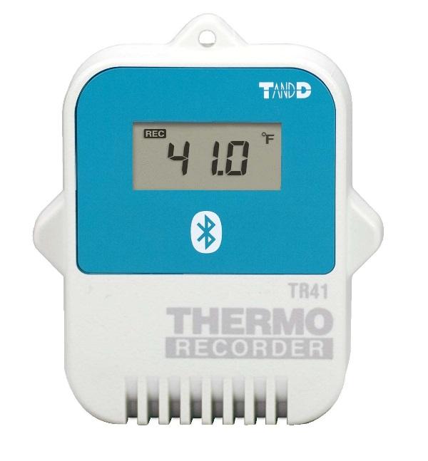 TR4 Bluetooth Temperature Data Loggers