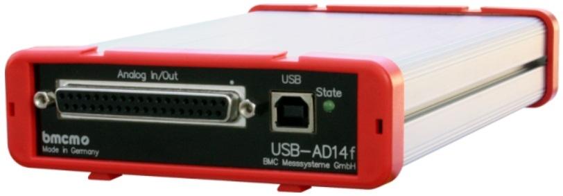 BMCM USB-14F DAQ System