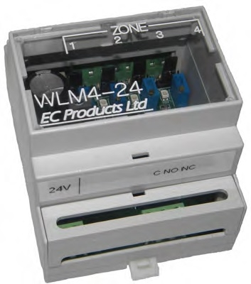 WLM4 4 Channel Water Detection Controller