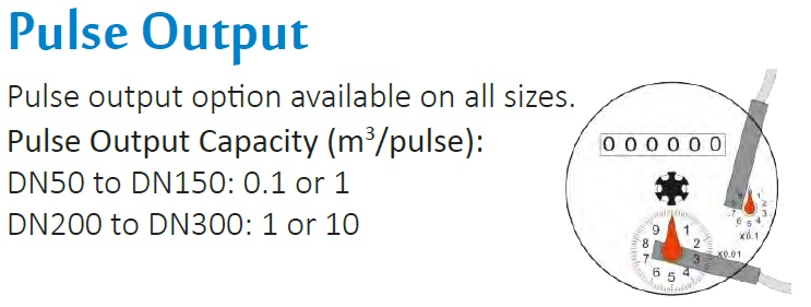 WPI Pulse Output Options