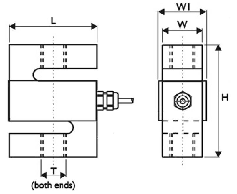 DBB Dimensional Drawings