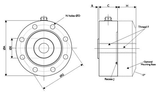 DSCC Dimensional Drawings