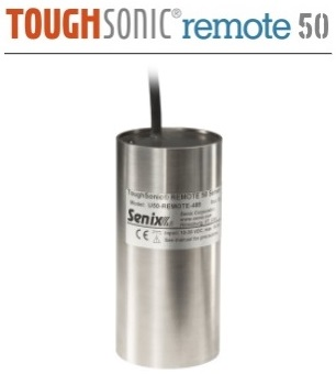 ToughSonic Remote 50 Ultrasonic Level & Distance Sensor