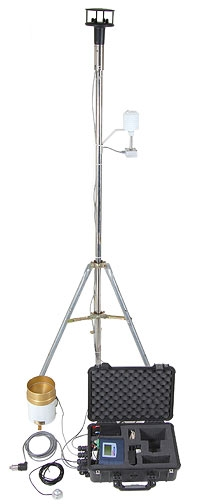 RWS-07 Weather Station Hire Kit