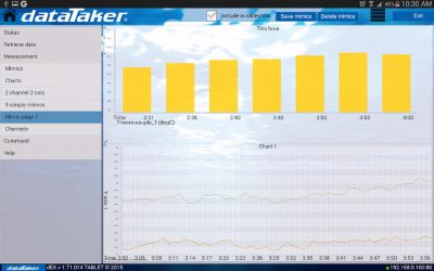 DataTaker Android & iOS App