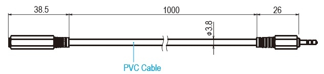 TR-5C10 Extension Cable Drawing
