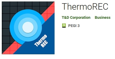 ThermoREC Android App for TR4 Data Loggers