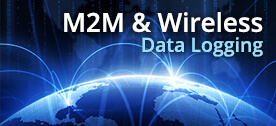 M2M & Wireless Data Logging