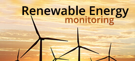 renewable energy monitoring