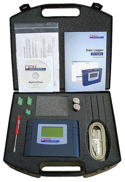 SQ2010 Data Logger Kit