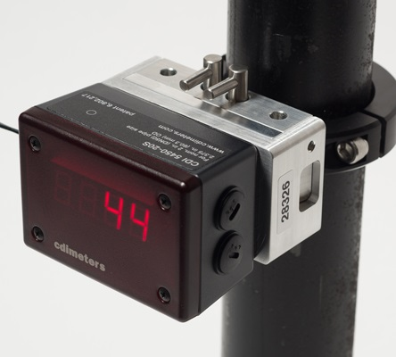 CDI5450 Hot Tap Compressed Air Flow Meter